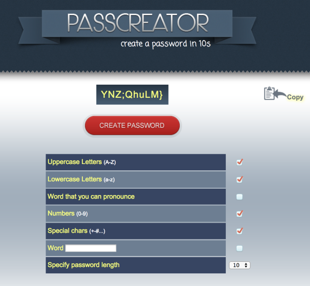 PasswordCreator.com